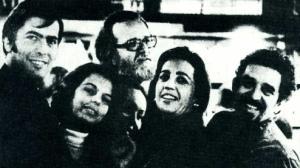 Vargas Llosa, Donoso y García Márquez